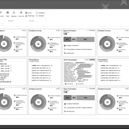 PWC Halo Dashboard Wireframe