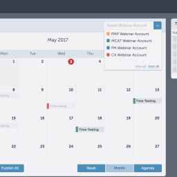 Calendar Builder Cinch LMS